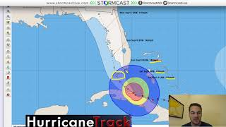 Hurricane Irma Discussion - 11 AM ET Sept 9th