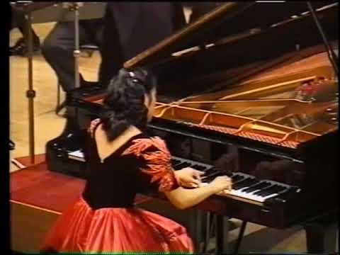 """Beethoven Piano Concerto No. 5 """"Emperor"""" (Lisa Yui, Antoni Wit, Polish National Orch)"""