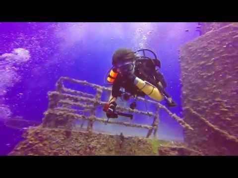 Key West Vandenberg Wreck Dive April 2015