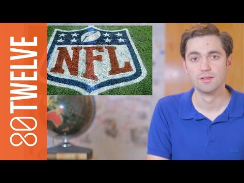 Can American Football Become a Global Sport?: The Daily Desk | 80Twelve