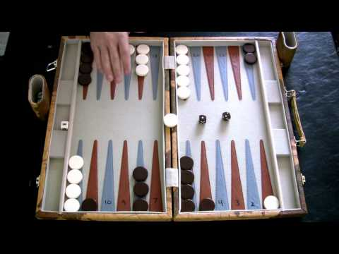 Beginner Backgammon Tutorial - 8 - Slowing Down an Opponent