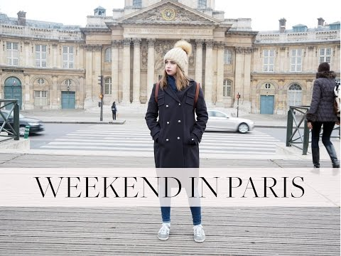 Weekend in Paris | Emma Sales