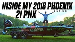 Look Inside My 2018 Phoenix 21 PHX Boat!