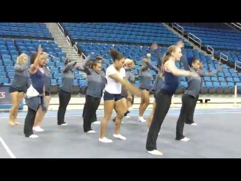UCLA Group Floor Exercise - Sophina DeJesus
