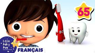 Brosse les dents | Et encore plus de comptines | LittleBabyBum!