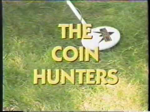 metal detecting gold and silver coins treasure search