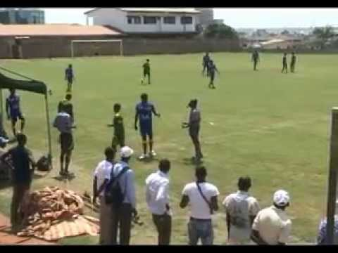 TLC-CUP 2010 - Chad VS Cameroon