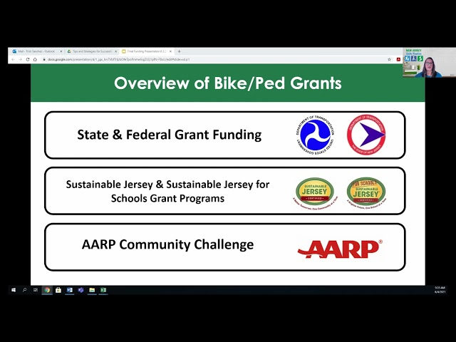 Safe Routes Academy: Fund your Project-Tips and Strategies for Successful Grant Applications