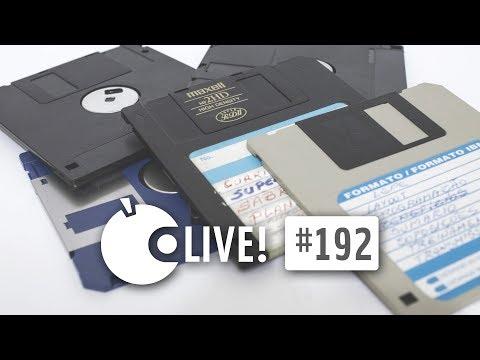 Apfeltalk LIVE! #192 - Datensicherung ganz praktisch