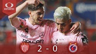 Resumen: Necaxa 2 - 0 Veracruz | Clausura 2019 - J12 | Televisa Deportes*