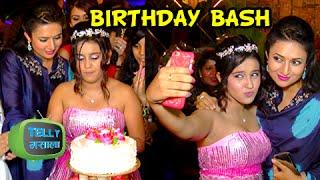 Watch Roshni Walia s Grand Birthday Celebration