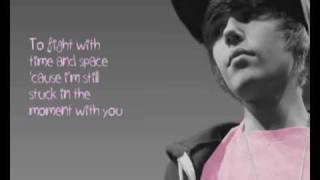 Justin Bieber-Stuck in the moment[HQ+Lyrics]