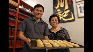 Mother-and-son duo keeping tradition alive with Hainanese mooncakes