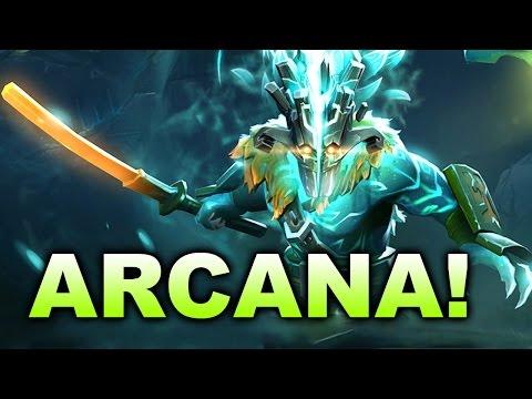 NEW JUGGERNAUT ARCANA!!! - DOTA 2