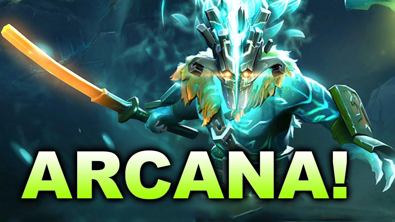 new juggernaut arcana dota