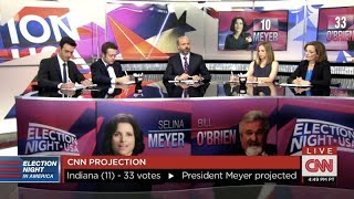 Veep - CNN Election Night Coverage