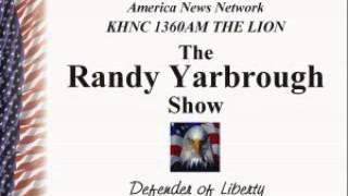 KHNC - RANDY YARBROUGH - with Sheriff Richard Mack 7-10-14