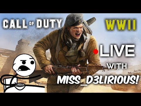 LETS CHILL! COD WWII THE WAR MACHINE