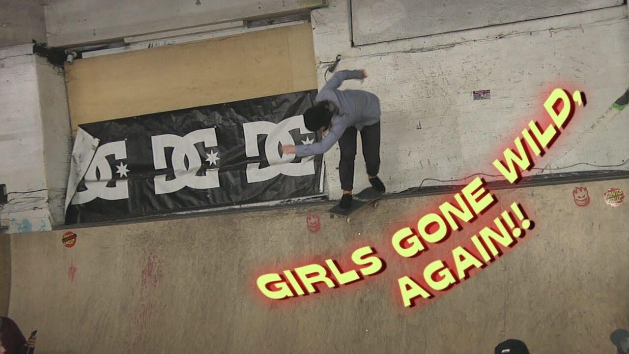 (Girl Skate UK X BAGHEAD CREW)
