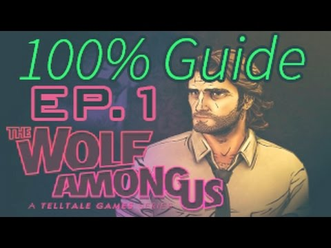 The Wolf Among Us Guide Episode Faith Walkthrough All - The wolf among us road map