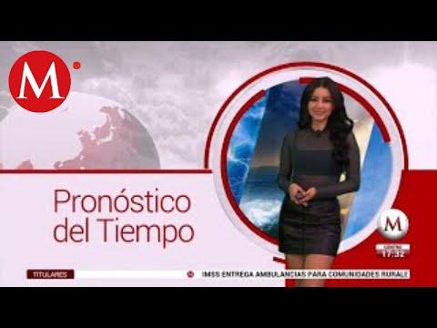 El Clima Para El 10 De Enero, Con Sandy Tok