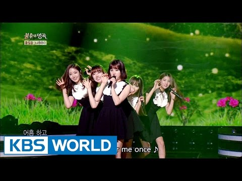 GFRIEND - Our Land | 여자친구 - 터 [Immortal Songs 2 / 2016.11.19]