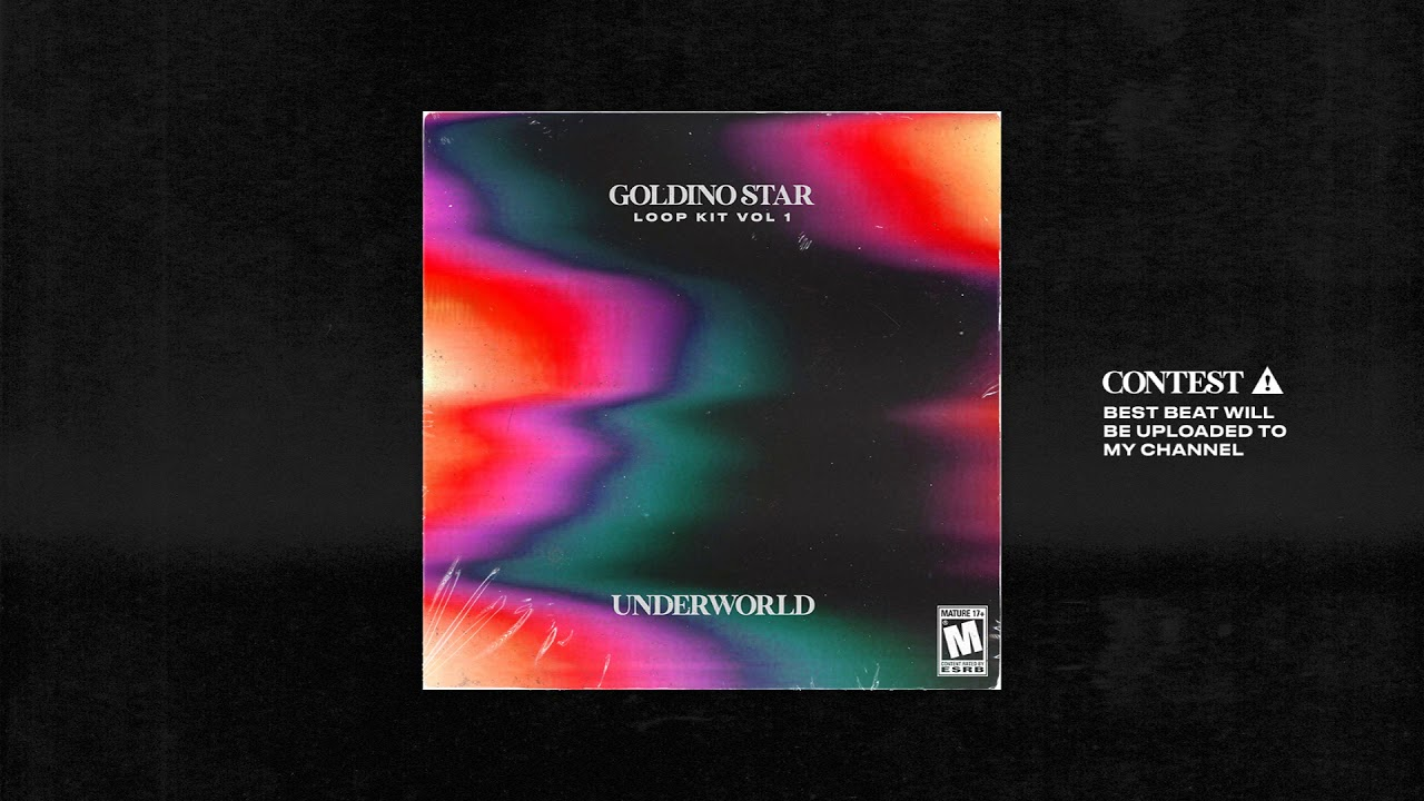 [FREE] Sample Library ~ Goldino Star Loop Kit Vol 1 : Underworld | Free Sample Pack 2019