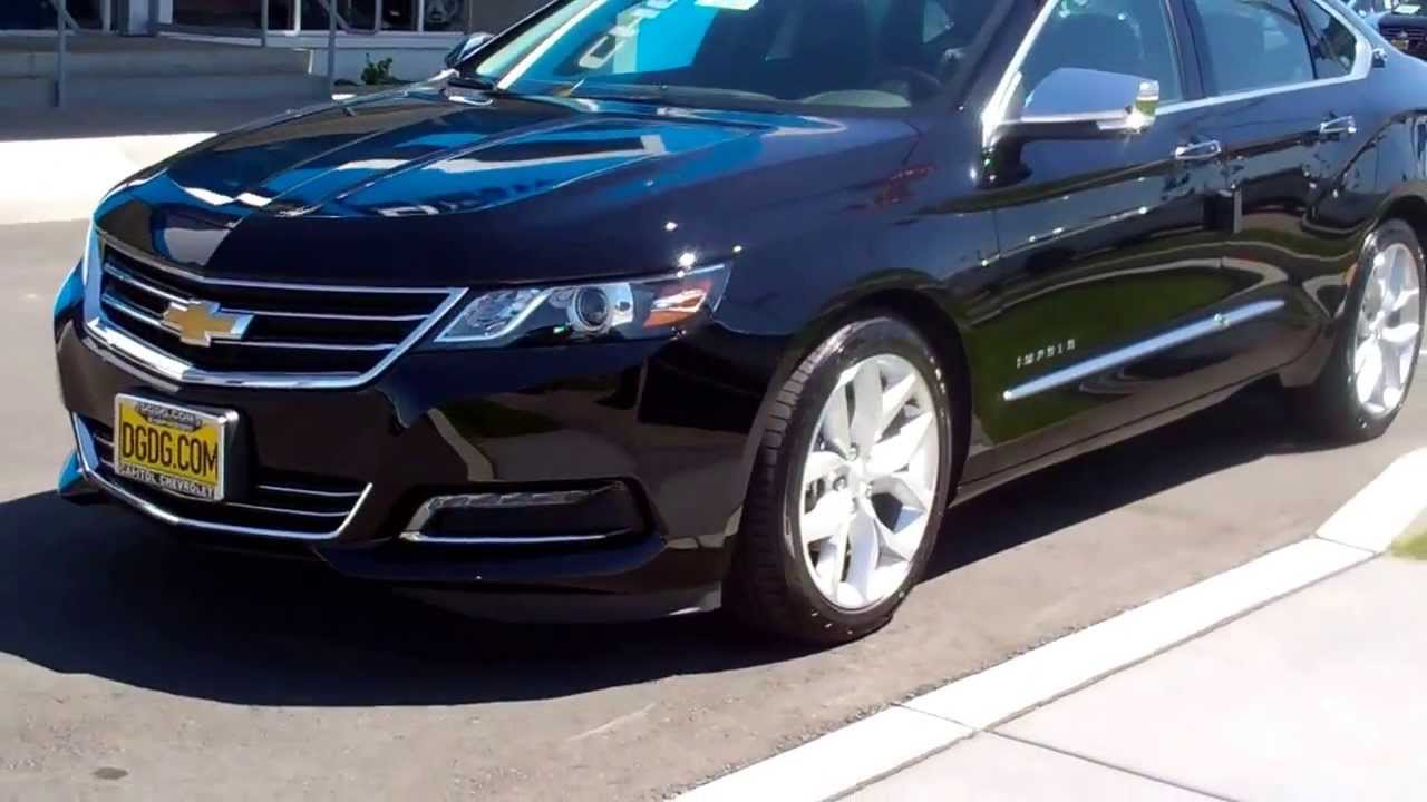 2014 Impala LTZ Walk Around - YouTube