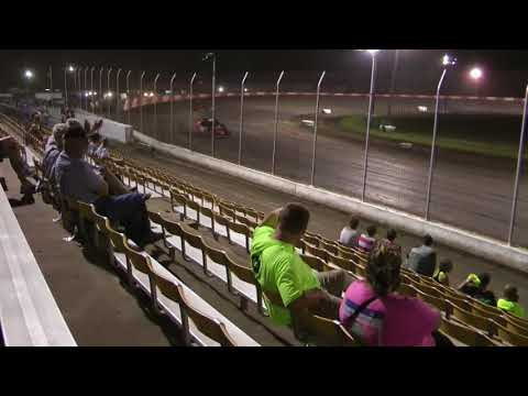 Lakeside Speedway Dirt Track  6-29-2018