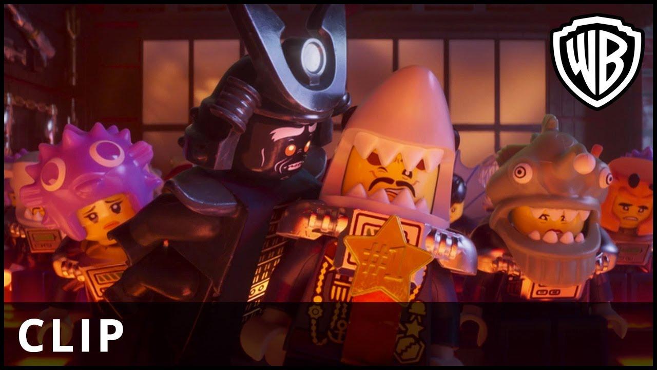 The Lego Ninjago Movie Finally Conquered Ninjago Official Warner Bros Uk Youtube