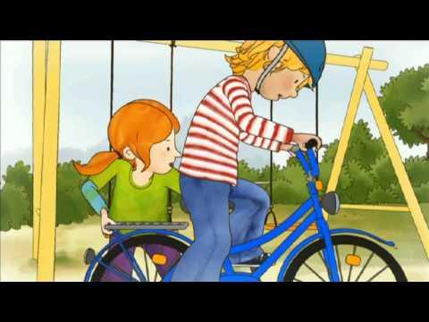 Meine Freundin Conni Folge 1 - Conni lernt Radfahren