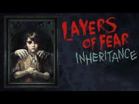 【娘視点】Layers of Fear追加DLC「Inheritance」:01