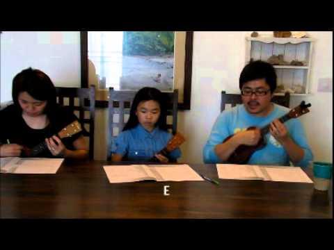 FROZEN - Love is an Open Door with Ukulele chords - YouTube