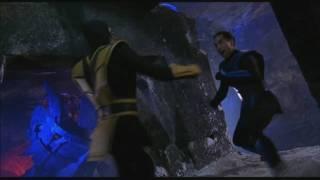 Scorpion vs Sub-Zero - MK2
