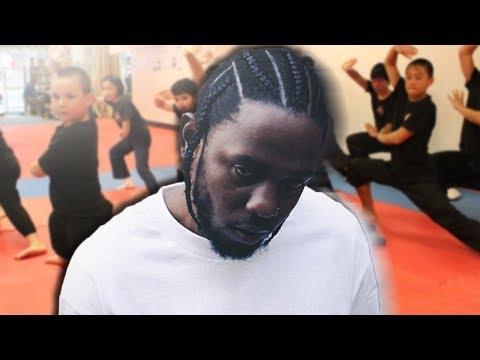If Kendrick Lamar was a Kung Fu Teacher! (Parody)