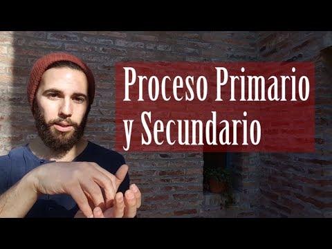 Proceso Primario Y Proceso Secundario Freud Youtube