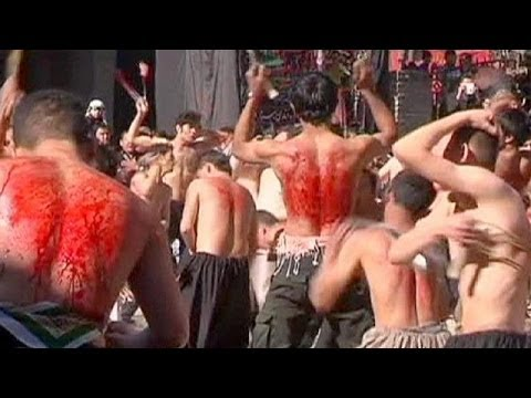Shi'ite Muslims mark Ashura in Afghanistan