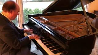 "You Light Up My Life (from ""You Light Up My Life"") by Joe Brooks - Piano Improv"