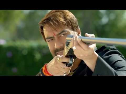 Mere Rashke Qamar Baadshah Ajay Devgn, Ileana sexy scene
