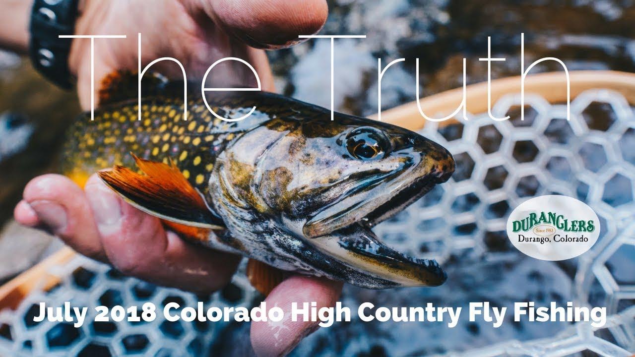 Fishing Durango Colorado