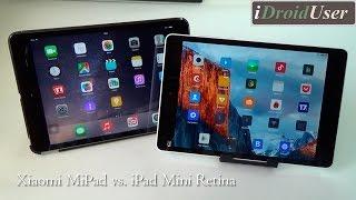 Xiaomi MiPad vs. iPad Mini Retina - большое сравнение конкурентов.(, 2015-06-19T20:11:45.000Z)