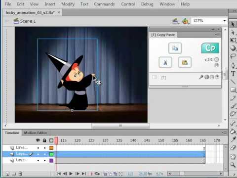 TrickOrScript Copy Paste - Flash Plugin