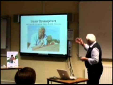 David Whitebread, Developmental Psychology and Early Childhood Education