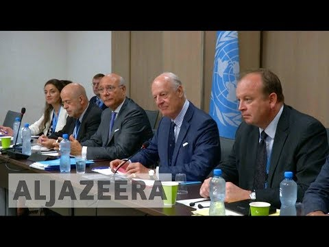 Astana-6: Syrian peace talks kick off in Kazakhstan