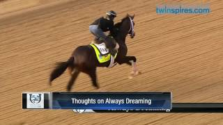 Jerry Bailey previews the 2017 Kentucky Derby