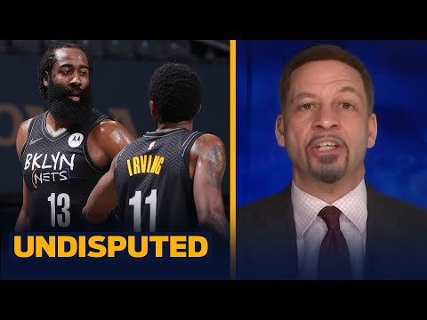 Chris Broussard disagrees it's Championship-or-Bust for the new-look Nets | NBA | UNDISPUTED
