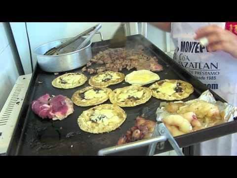 Carne Asada Tacos in Mazatlan Recipe