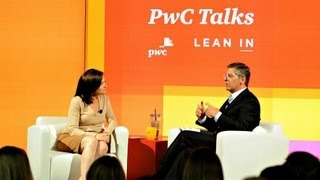 PwC Talks: Leaning In, together with Facebook COO Sheryl Sandberg