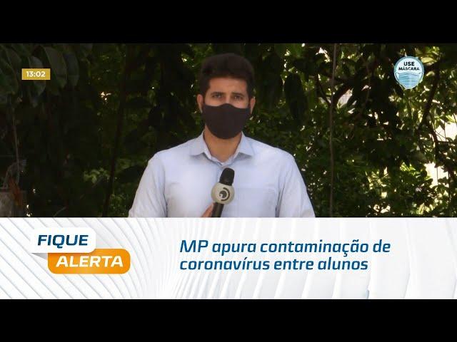 MP apura contaminação de coronavírus entre alunos do curso de formação da PM