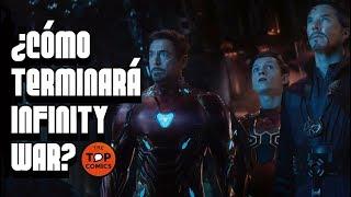 ¿Cómo terminará Infinity War?